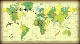 Larissa's route to England