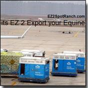 EZ 2 Spot Equine Cargo Containers