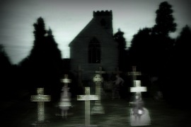 headless horseman - graveyard