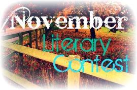 November Literary Contest