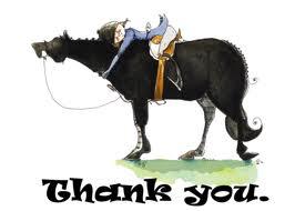horse thank you2